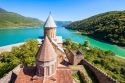 ГРУЗИЯ - ДРЕВНА И КРАСИВА в полите на величествения  Кавказ! ИМА ЖЕНА ЗА КОМБИНАЦИЯ!