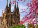 ИСПАНИЯ - Барселона и Коста Брава през Италия и  Френска ривиера!  Имаме жена за комбинация!